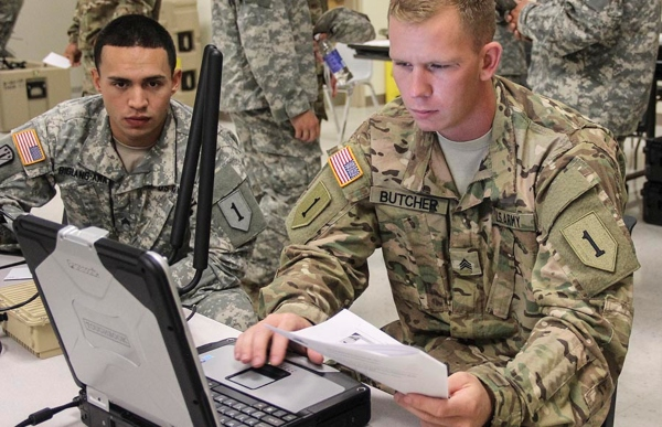Army Signals Collection Analyst - MOS 35S