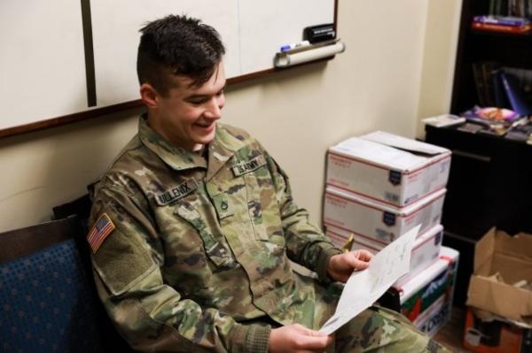 army 92y specialist