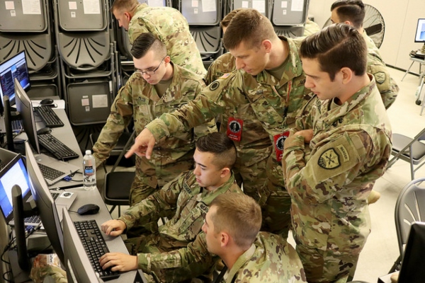 army cryptology