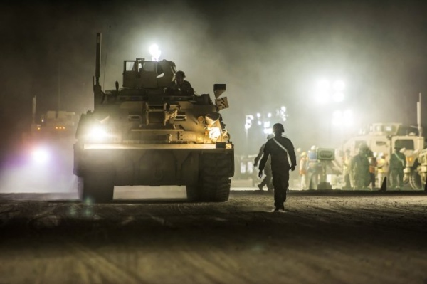 army m1 armor crewman - mos 19k