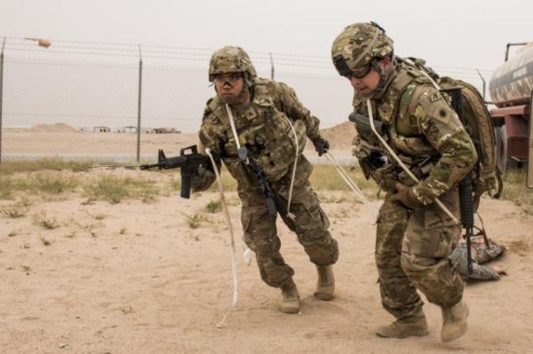 combat photographer army
