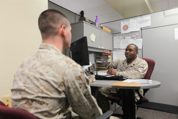 substance abuse control specialist marines