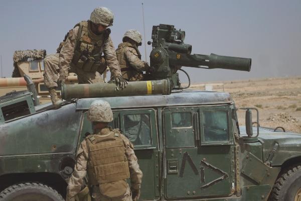 Marine Corps Antitank Missileman - Tow Gunner - MOS 0352