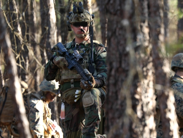 Marine Corps Critical Skills Operator - MOS 0372
