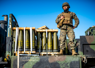 Marines Ammunition Technician MOS 2311