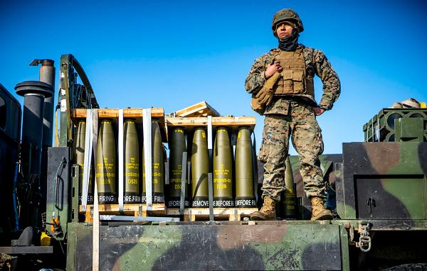 Marines Ammunition Technician MOS 2311
