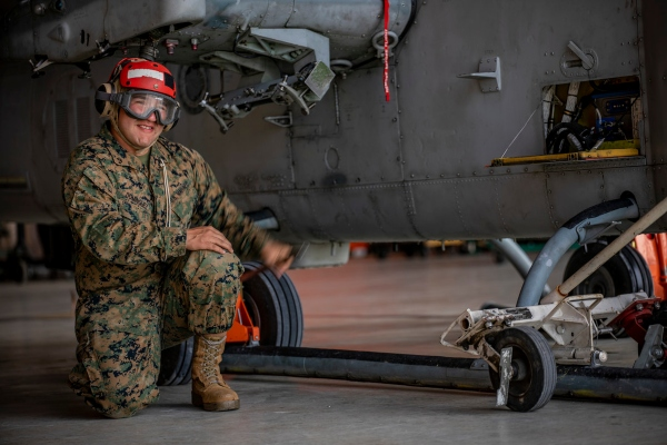 USMC 61 Field - Helicopter Maintenance/Mechanic