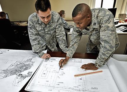 air force engineer - 3e5x1