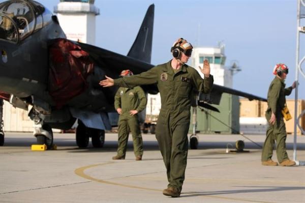 marine corp aviation mechanic