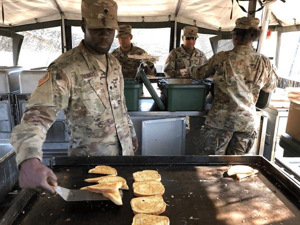 Culinary Specialist Army 92G
