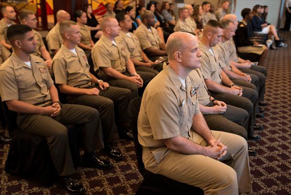 Marine Corps CDET Graduates