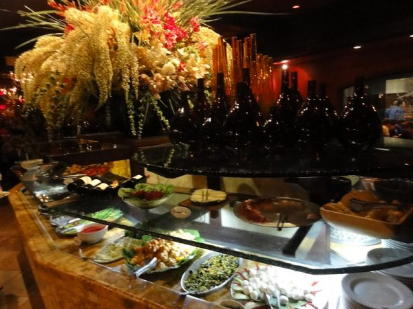 Texas De Brazil Salad Bar