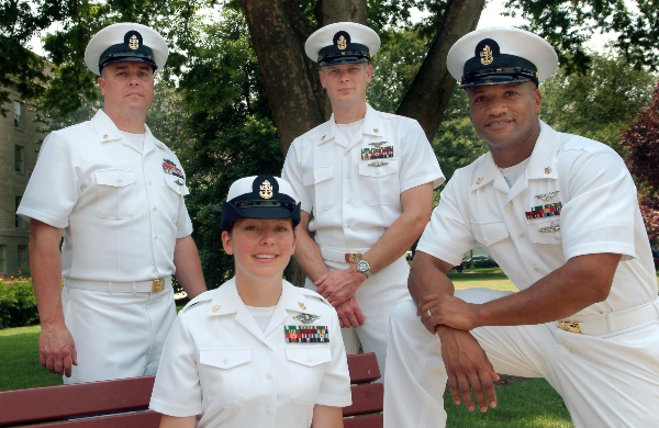 navy reserve basic pay