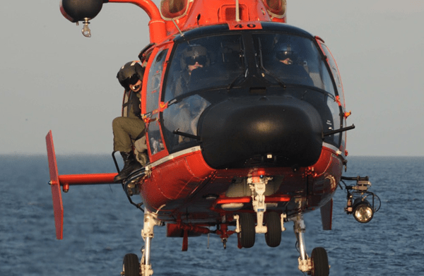 Coast Guard Pilot Requirements