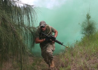 Marine School of Infantry