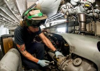 Navy Aviation Machinist Mate (AD)