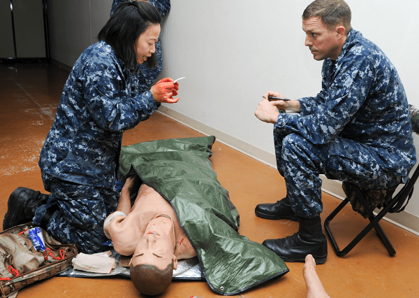 Navy Medicine Training Support Center