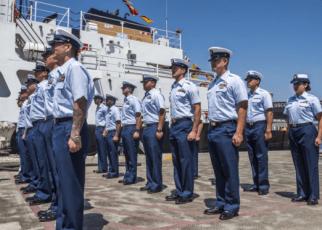 asvab scores for coast guard jobs