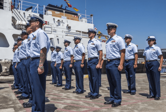 asvab scores for coast guard jobs