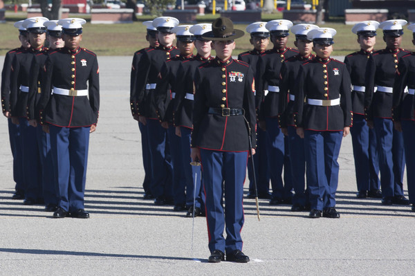 marine corps graduation dates
