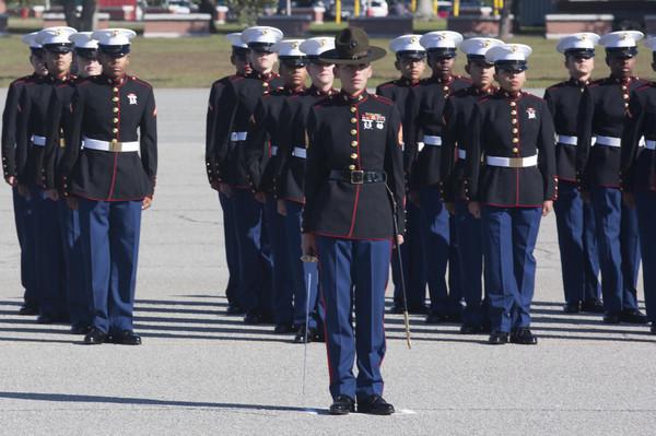 marine corps graduation dates
