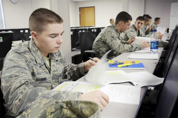 tech school air force