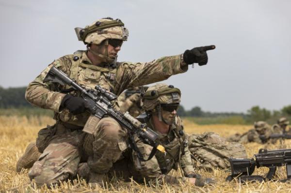 11x infantry