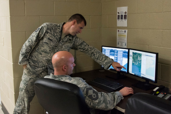 geospatial intelligence imagery analyst
