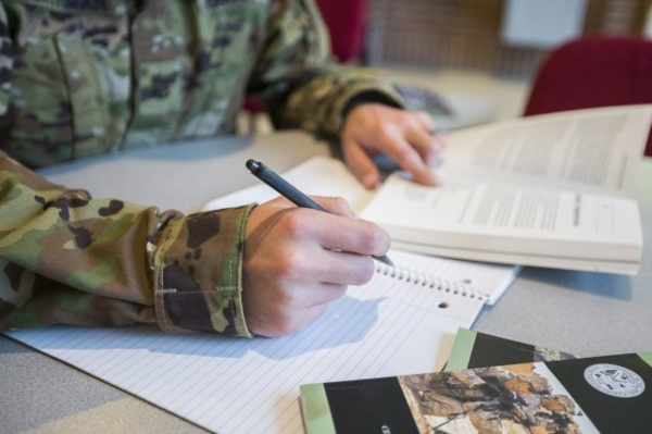 tuition assistance military