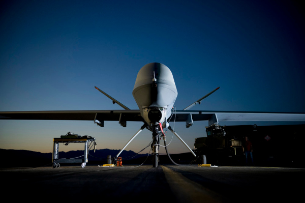 types of military drones