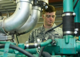 Air Force Electrical Power Production - 3E0X2