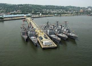 best navy bases