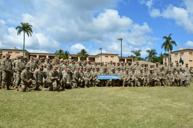 schofield barracks hawaii