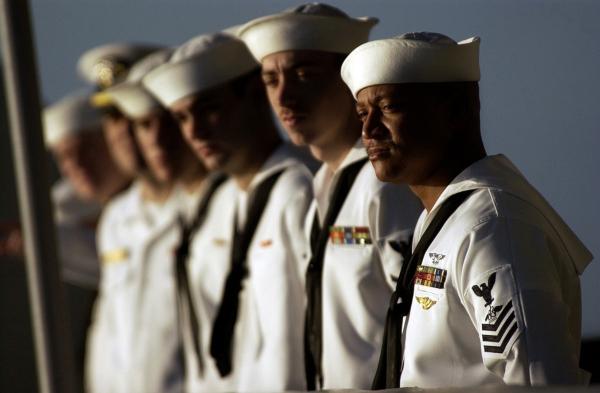 navy recruiter
