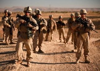 Marine Combat Engineer - MOS 1371