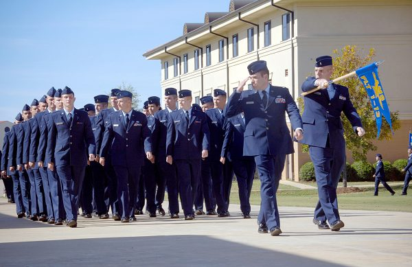 Air National Guard graduates first class from Maxwell's Officer Training School