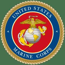 marine corps emblem - small