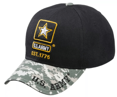 army hat - boot camp graduation gift ideas