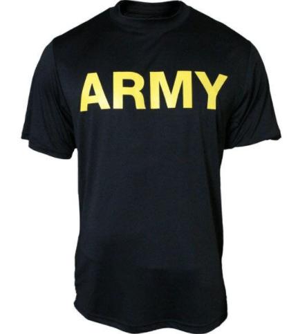 army pt gear