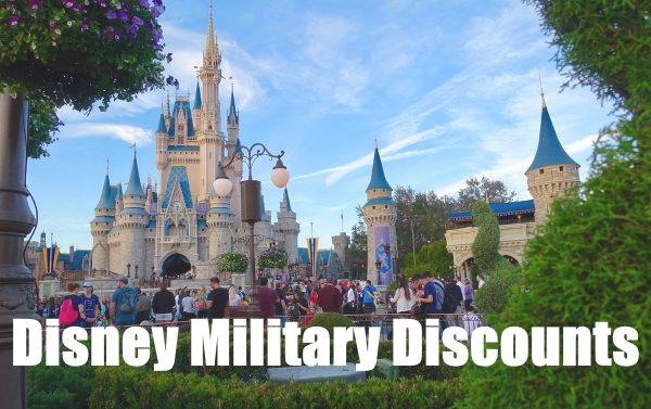 disney military discount