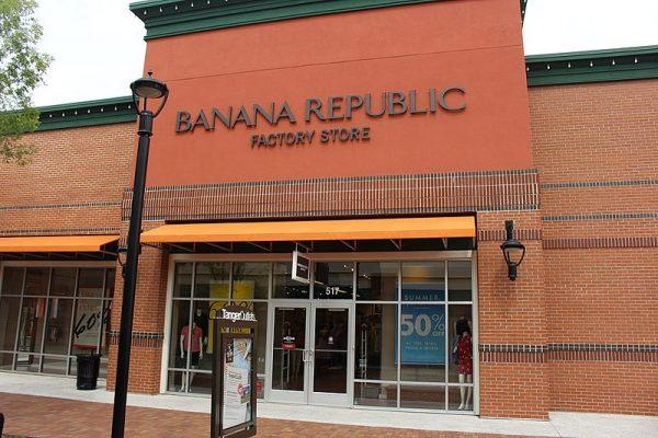 Banana Republic Military Discount