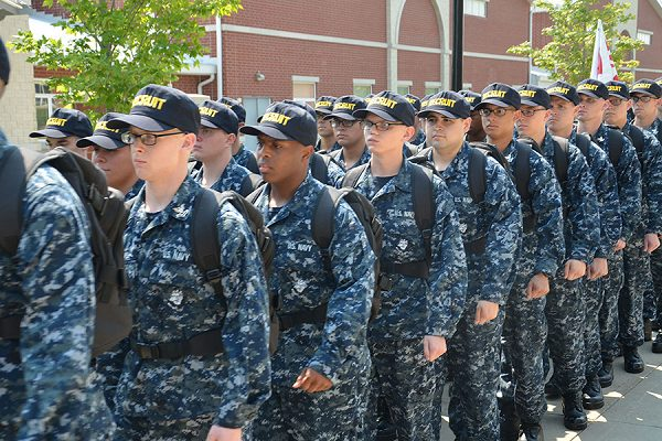 Preparing for Navy Boot Camp