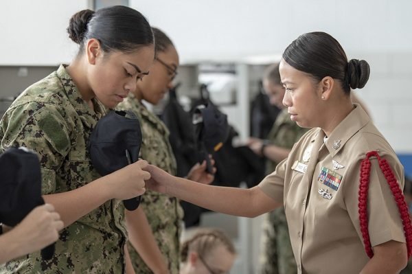 Recruits learn many things about the Navy in Boot Camp, including the Sailor's Creed