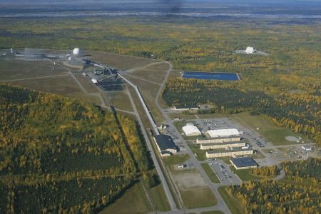 clear af station in alaska
