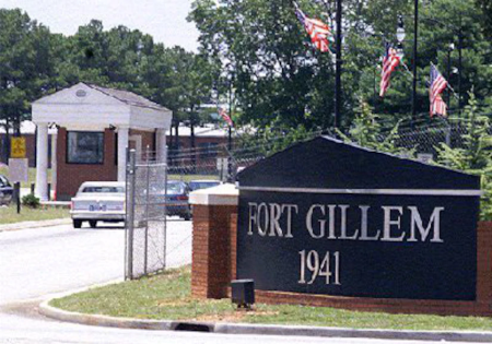 ft gillem georgia