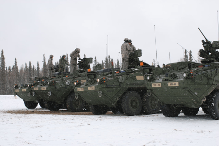 ft greely army base in alaska