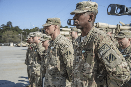 ft stewart military base in georgia