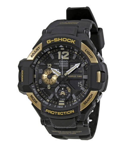 gshock mens analog digital military watch