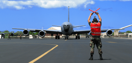 hickam air force base in hawaii