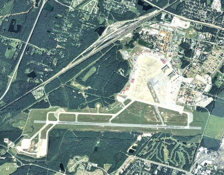 hunter army airfield in georgia